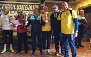 Campionati Regionali Uisp Corsa in montagna