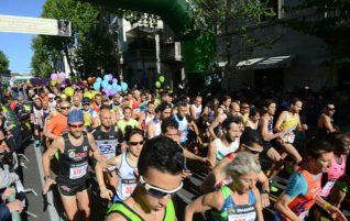 17 aprile 2017, mezza maratona di Prato