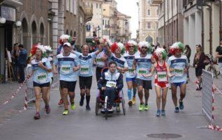 La prima Maratona del Vengo anch'io