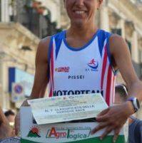 Elena Genemisi trionfa alla 7^ Ragusa-Modica-Scicli