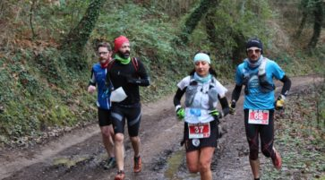 04/02/2018 Galleria Fotografica Penna Trail Run