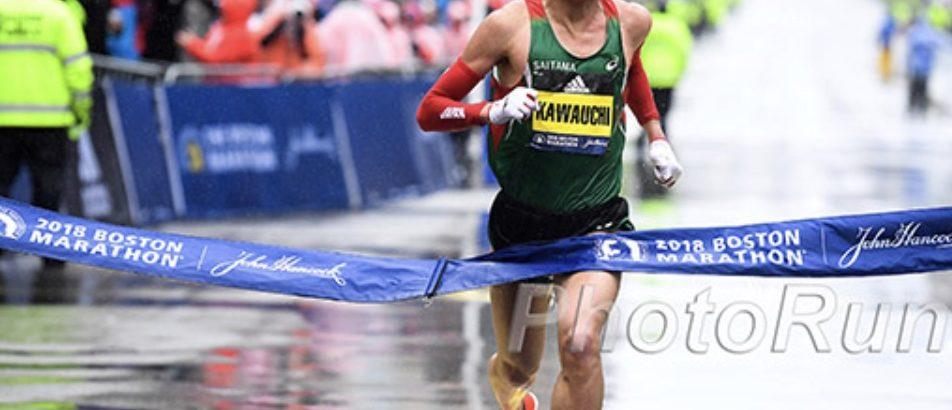 16 aprile 2018, sorprendente maratona di Boston