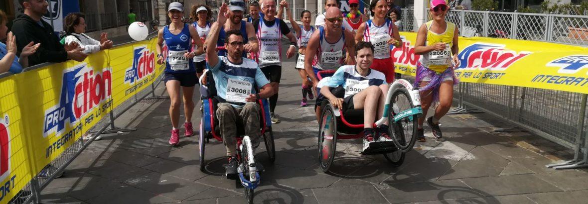 La magia della Rimini Marathon