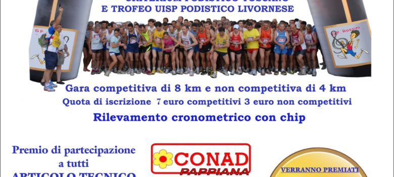 Calendario Podistico Toscana.Criterium Podistico Toscano